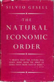 cover the natural economic order
